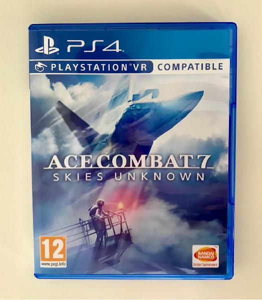 Ace kombat 7 - ps4