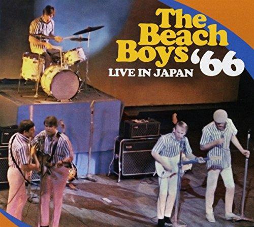 Beach boys (the) - live in japan '66 - (cd nuevo)