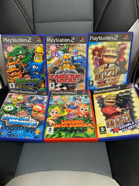 Buzz pack [ ps2 ]