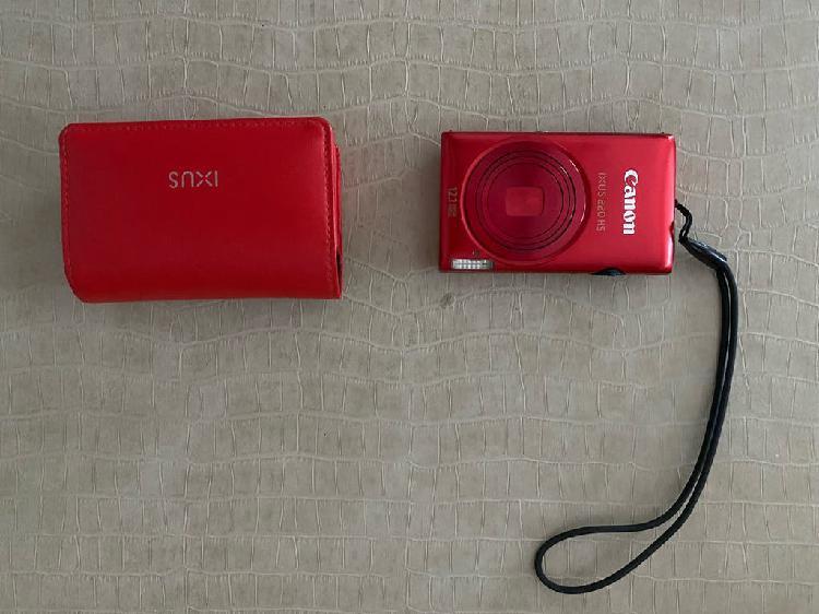Camara fotos canon ixus 220 hs