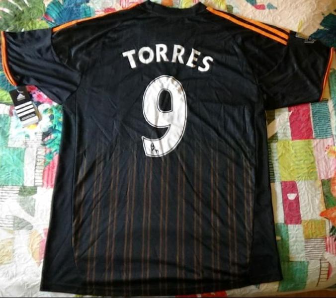Camiseta fernando torres chelsea adidas 2010-2011