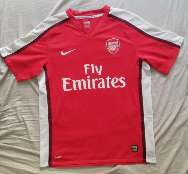 Camiseta fútbol arsenal niño
