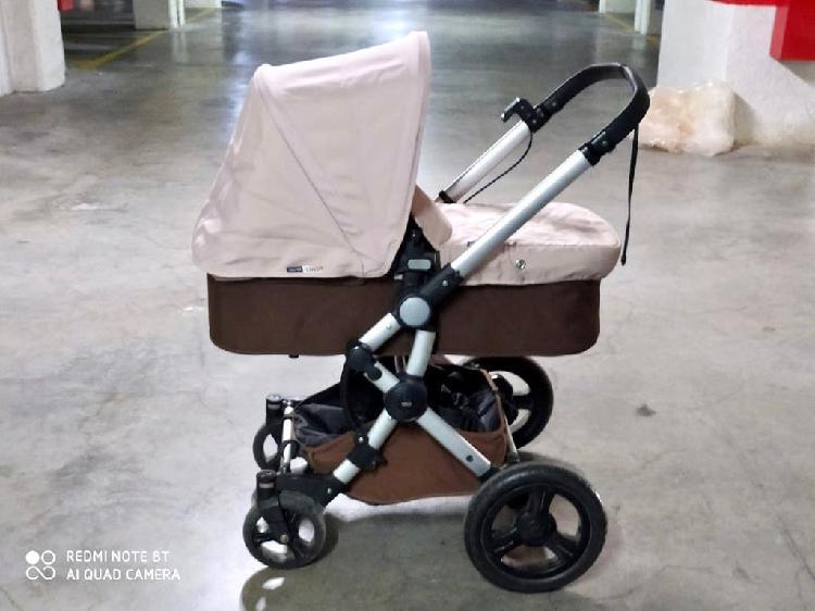 Carro bebé baby ace 042