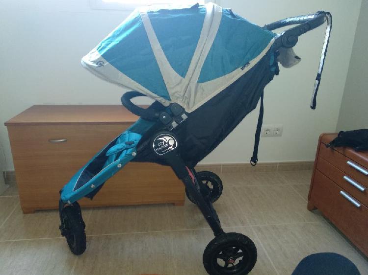 Carro bebé city mini gt de baby jogger