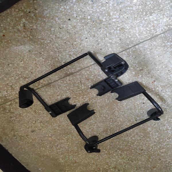 Con este adaptador podrás acoplar a tu silla duet