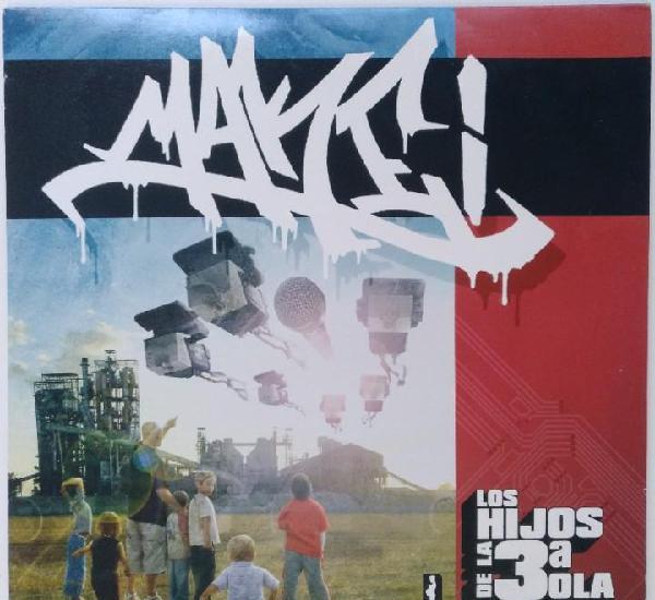 Dj makei - los hijos de la 3ª ola [hip hop / rap] [edición