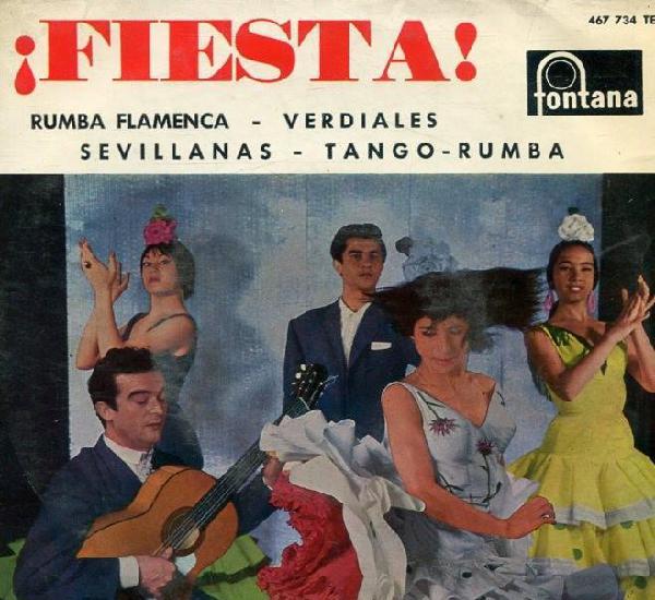 Fiesta! (antonio arenas) / el pueblo quiere enterarse + 3