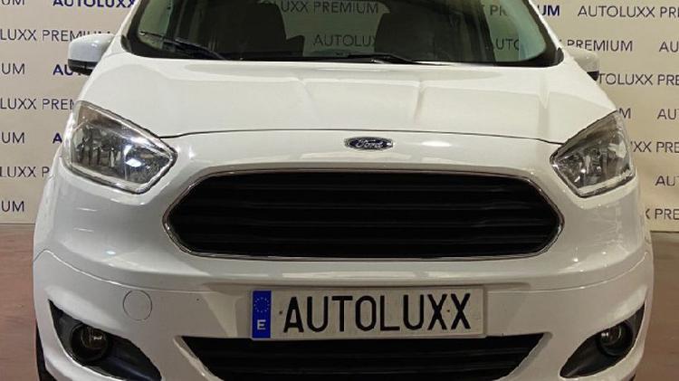 Ford tourneo courier 1.5tdci titanium 95