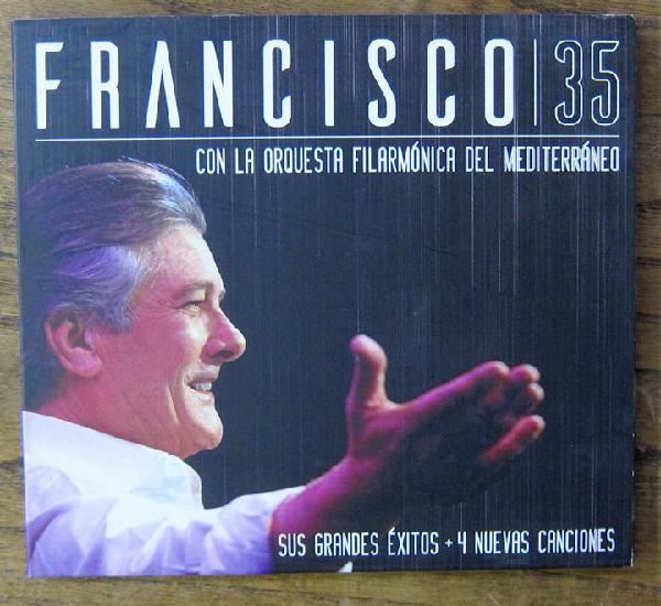 Francisco con la orquesta filarmónica del mediterráneo -