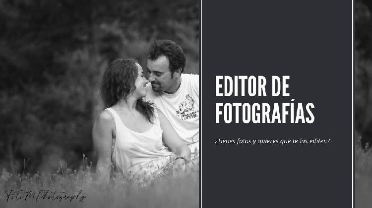 Foto - video - edición