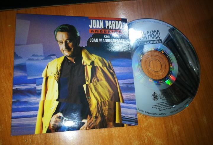 Juan pardo & joan manuel serrat anduriña cd single