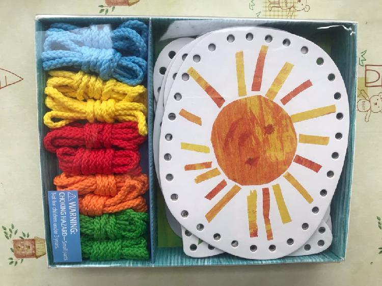 Juego nuevo de coser