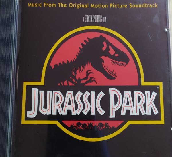 Jurassic park b. s. o / cd original