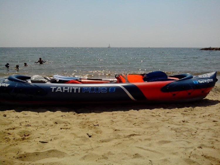 Kayak sevylor tahiti 3p hinchable