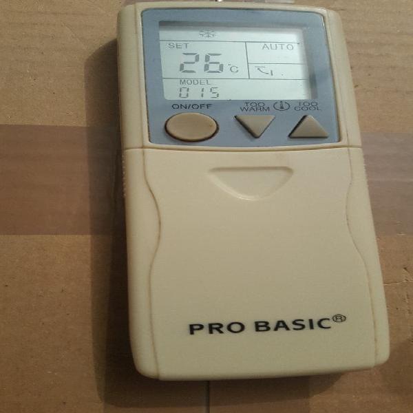 Mando universal aire acondicionado pro basic 208