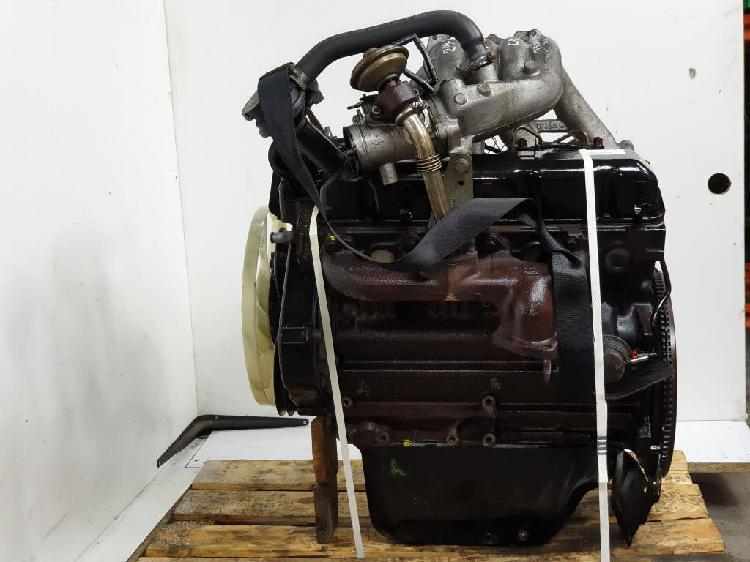 Motor completo ford transit caja cerr. corto 95 ft