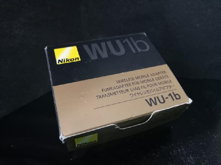 Nikon wu-1b wifi adaptador