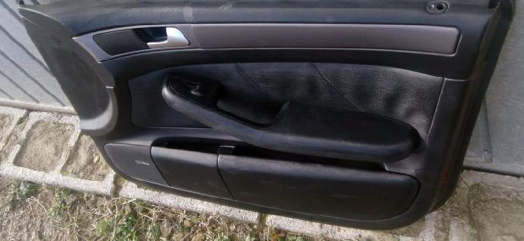 Panel puerta copiloto audi a6 año 2001