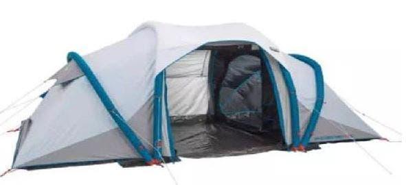 Tienda camping hinchable air seconds fresh&black