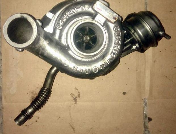 Turbo de audi a6 2.5 tdi de referencia 4541355009s