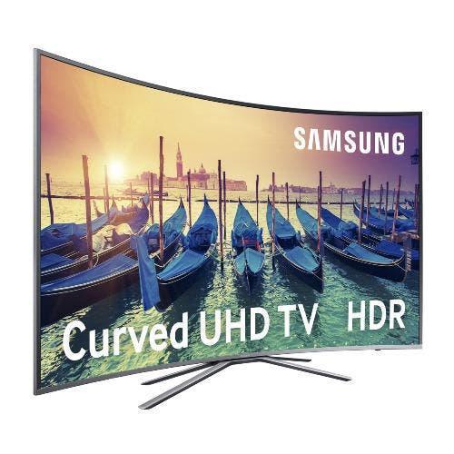 Tv curvo led 65'' samsung ue65ku6500 4k uhd hdr