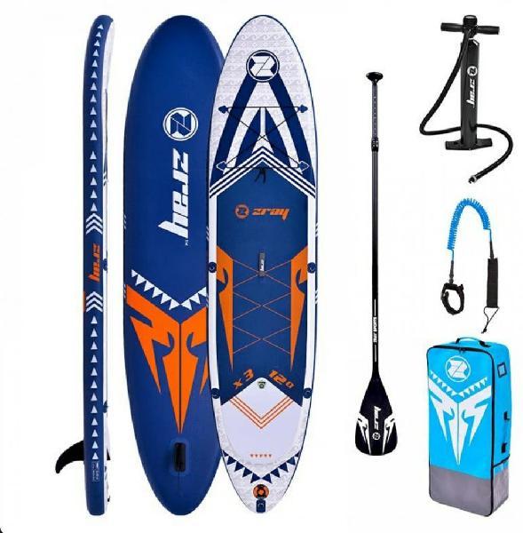 Tabla paddle surf hinchable sup zray x-rider 12'