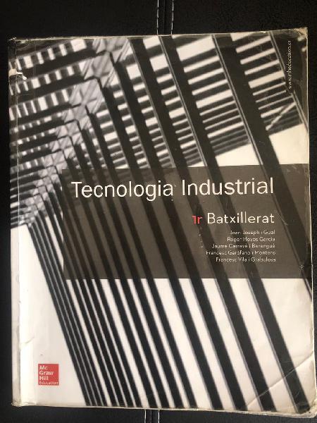 Tecnologia industrial 1 batx