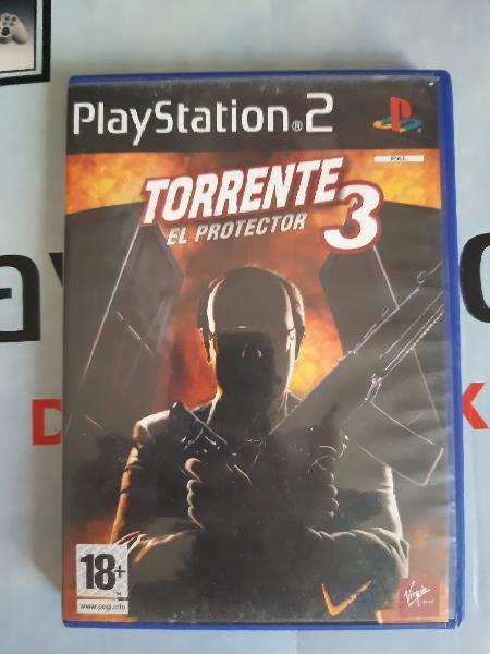 Torrente 3 para ps2**
