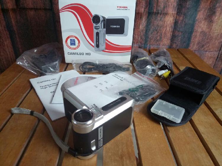 Toshiba camileo hd video cámara