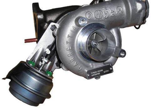 Turbo audi a4 2.0 tdi (b7) garrett 717858