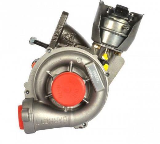Turbo citroën peugeot volvo 1.6 hdi garrett 762328