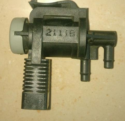 Valvula de admisión de audi a6 año 2001