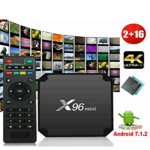 X96 mini tv box 4k