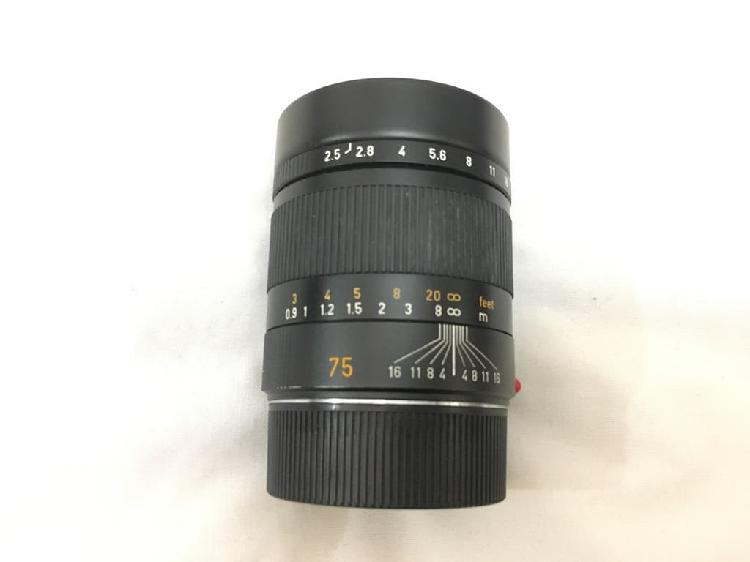 Zoom leica