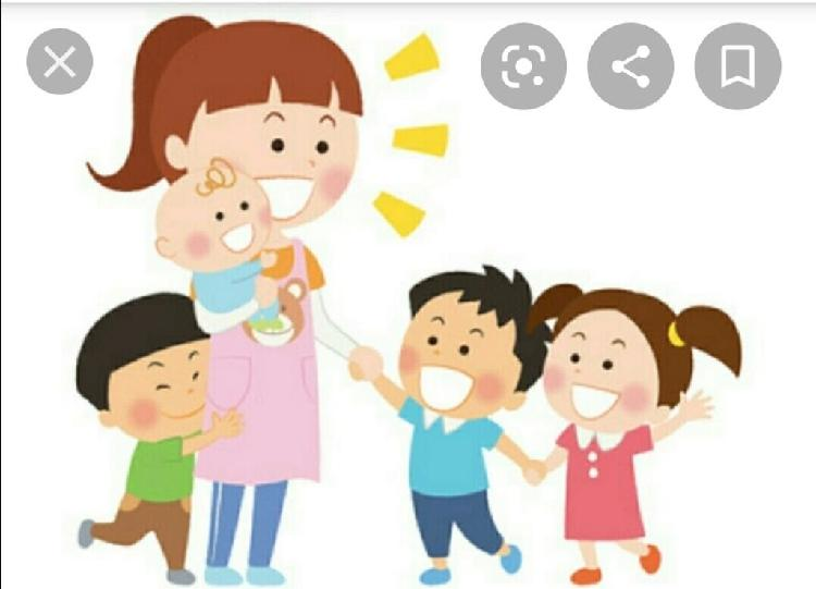 Canguro, cuido niños