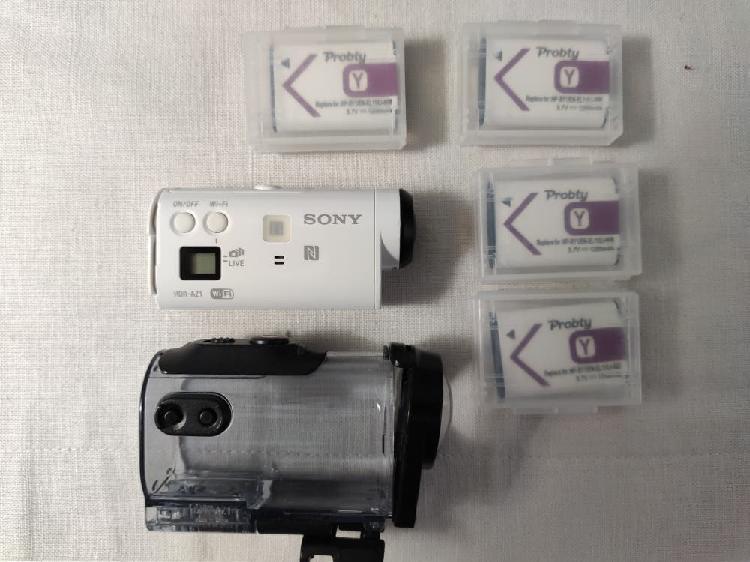 cámara de acción Sony HDR AZ1
