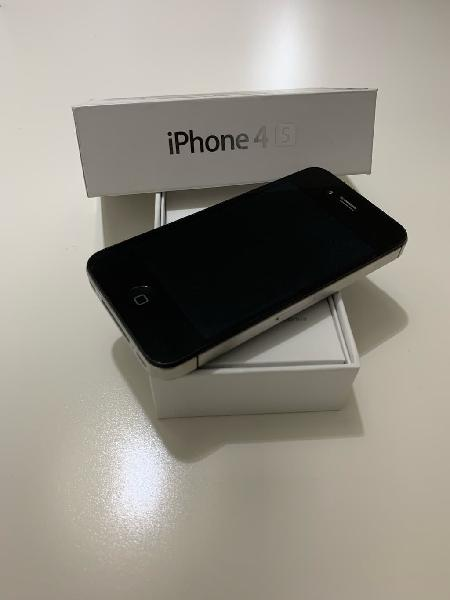 Iphone 4s negro (16gb)