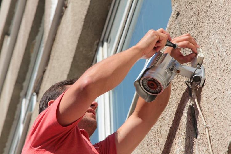 Instalación camaras de seguridad / vigilancia