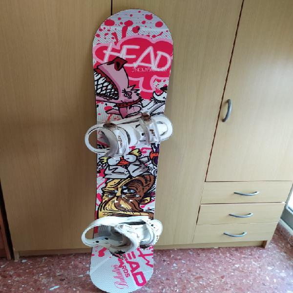 Tabla snowboard head