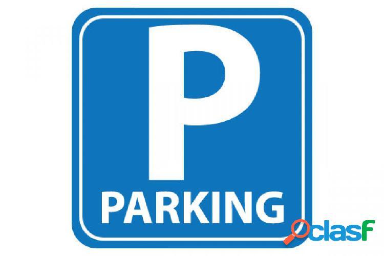 Parking en Alicante zona Altozano
