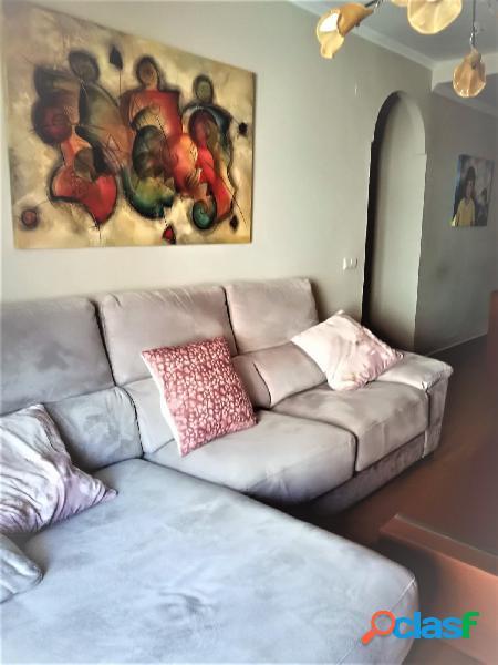 En venta piso 3 dormitorios 2 baños garaje y trastero en la mejor zona de Las Lagunas 2