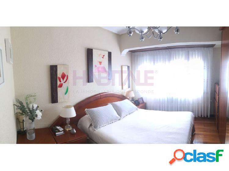 Piso en venta en sestao, zona la unión, 2 dormitorios y salón, antes 3 dormitorios. 2 balcones.