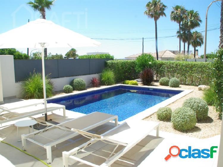 Preciosa vivienda con vistas al mar y a la bahía de Palma de Mallorca. 3