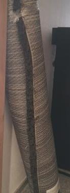 Alfombra ikea pelo largo 170x240 cm