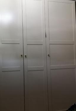 En segundo lugar fecha límite Peladura  Armario ikea puertas 【 OFERTAS Febrero 】 | Clasf