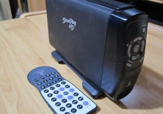 Disco duro externo multimedia
