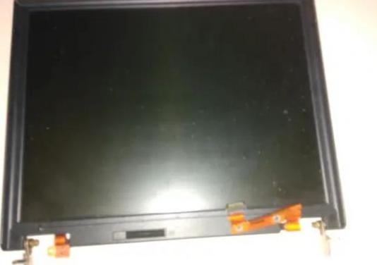 Despiece portatil ibm thinkpad 600