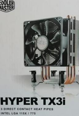 Disipador para cpu cooler master hyper tx3i