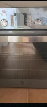 Horno placa vitrocerámica balay