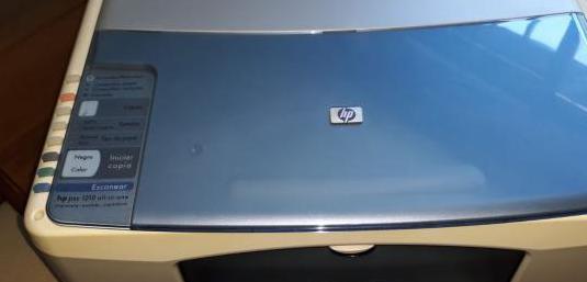 Impresora multifunción hp psc 1210
